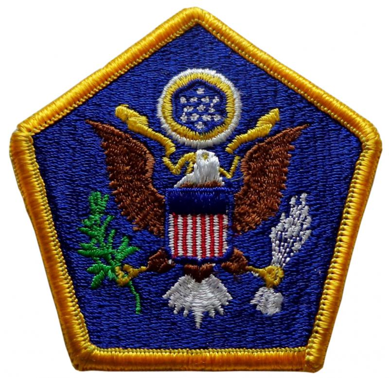 WorldMilitary - Headquarters Company Patch. Alpha Units ...