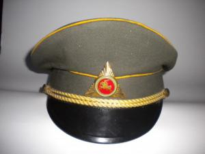 Cap Riflemen's Union of Lithuania. Model 2