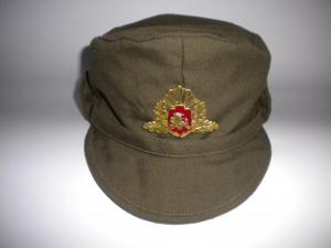First Edition Cap of the Armed Forces of Lithuania. Model 1991