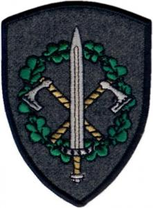 Patch of the 2nd Infantry Battalion of the Armed Forces of Latvia