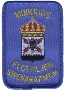 Swedish Army Military Patch