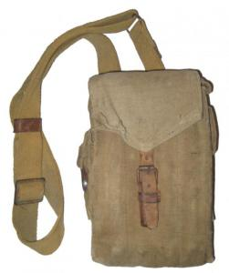 Iraqi AK MAG Pouch with Strap and Unit