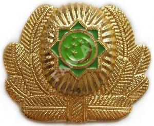 Cockade of the Armed Forces of Turkmenistan #5