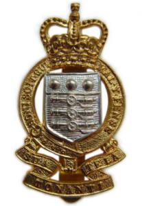 Badge of the Royal Artillery Corps Army UK
