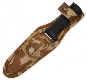 Czech Army fighting knife holster