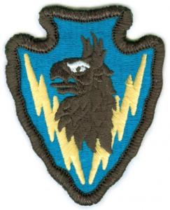 71st Battlefield Surveillance Brigade Patch
