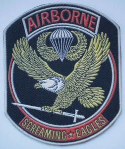 242nd Airborne training center ( unofficial)