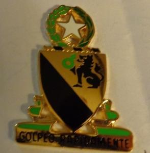 124th Cavalry regiment