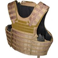 "Desert Body Armor Vest ""Shturm"" MOLLE Center for Special Operations ""A""of Security Service of Ukraine"