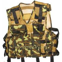 "Ukraine Army Woodland Camo Tactical Vest ""Pustelya-3"""