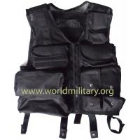 Ukraine Special Unit Black Tactical Vest