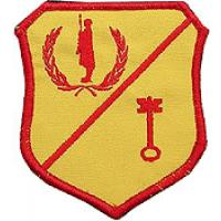 Guards Squadron Patch of the Army of the Republic of Macedonia