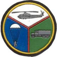 Patch of special operations forces of the Armed Forces of the Republic of Uzbekistan