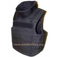 "Black Body Armor Vest ""Corsaire M"" MOLLE Center for Special Operations ""A""of Security Service of Ukraine"