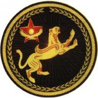 Patch of the Chief of General Staff of the Ministry of Defense Armed Forces of the Republic of Kazakhstan