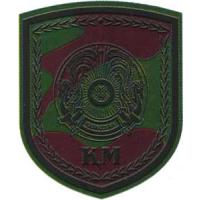 Patch of Minister of Defence Ministry of Defence of the Republic of Kazakhstan
