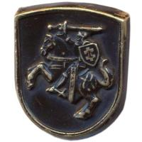 Subdued Badge of the Armed Forces of Lithuania