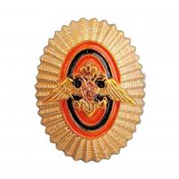 Cap Badge officer of the Federal Border Service of the Russian Federation