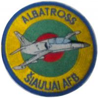 Pilots Breast Patche of Lithuanian Air Force