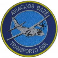 Patch of Transport Squadron Air Force Lithuania
