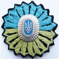 Badge officer of the Armed Forces of Ukraine. Version #3