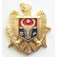 Soldier's Badge of the Armed Force of the Republic of Moldova