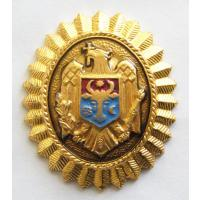 Badge officer of the Armed Forces of the Republic of Moldova. Until 2011
