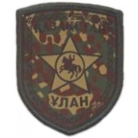 Subdued Patch of the Republican Guards of Kazakhstan for Combat Camo Uniform