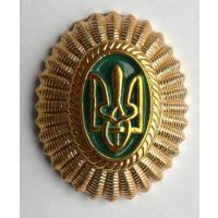 Plastic Badge officer of the State Border Service of Ukraine