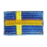 "Patch ""National Flag"" Armed Forces of Sweden"