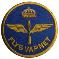 Sweden. Air Force Patch
