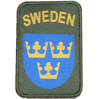 Swedish Standard Military Patch