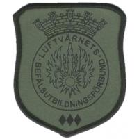 Volunteer Anti-Aircraft Training Patch Sweden