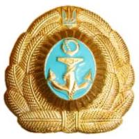 Badge of the Naval Forces of Ukraine. 1993