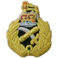 Cloth Badge of Defence Forces Iraq. Saddam Era