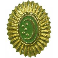 Cockade officers of the Armed Forces of Turkmenistan