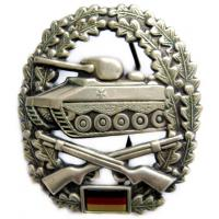 "BW Beret Metal Badge ""Motorised infantry"". Germany Federal Defence Force"