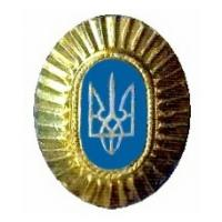 Badge officer of the Armed Forces of Ukraine. Version #2