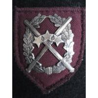 National Armed Forces National Guard berets cockade /Latvian National Armed Forces/