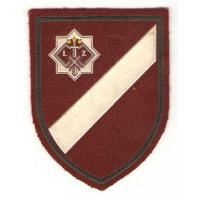 National Guard patche, 3 variant /Latvian National Armed Forces/