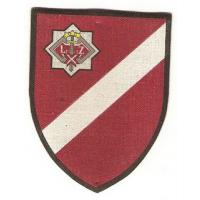 National Guard patche, 5 variant /Latvian National Armed Forces/