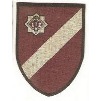 National Guard patche, 6 variant /Latvian National Armed Forces/