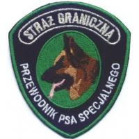 K9 Unit Patches of Border Guard of Poland #2