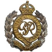 Сorps of Royal Engineers cap badge