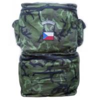 Camo Backpack Czech Army
