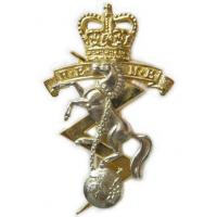 Badge of the Royal Engineering Corps British Army