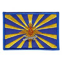 "Patches ""Flag of the Air Force of Russia"""