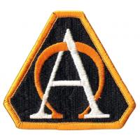 Acquisition Support Center Patch. US Army