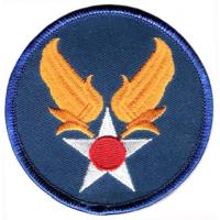 Army Air Forces Patch. Alpha Units. US Army