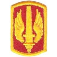 18th Fires Brigade Patch. US Army
